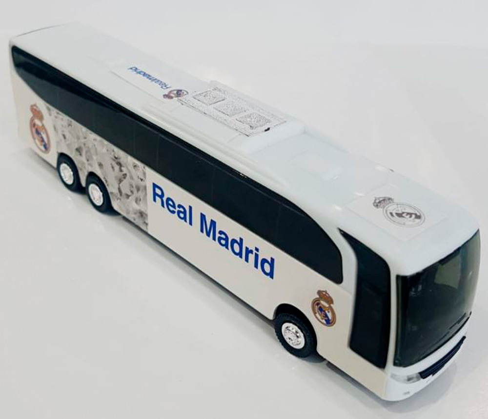 Real Madrid Buss 16 cm